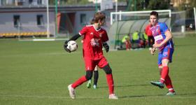 Junior Młodszy  KŁOS Gałowo - Klub Sportowy OBRA Zbąszyń  02.10.2021  (2:1) obrazek 45