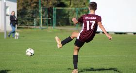 Junior Młodszy  KŁOS Gałowo - Klub Sportowy OBRA Zbąszyń  02.10.2021  (2:1) obrazek 1