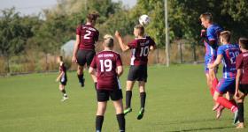 Junior Młodszy  KŁOS Gałowo - Klub Sportowy OBRA Zbąszyń  02.10.2021  (2:1) obrazek 40