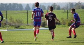 Junior Młodszy  KŁOS Gałowo - Klub Sportowy OBRA Zbąszyń  02.10.2021  (2:1) obrazek 24