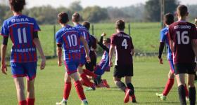 Junior Młodszy  KŁOS Gałowo - Klub Sportowy OBRA Zbąszyń  02.10.2021  (2:1) obrazek 28
