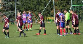 Junior Młodszy  KŁOS Gałowo - Klub Sportowy OBRA Zbąszyń  02.10.2021  (2:1) obrazek 44