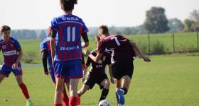 Junior Młodszy  KŁOS Gałowo - Klub Sportowy OBRA Zbąszyń  02.10.2021  (2:1) obrazek 25