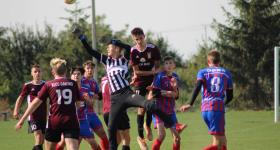 Junior Młodszy  KŁOS Gałowo - Klub Sportowy OBRA Zbąszyń  02.10.2021  (2:1) obrazek 46