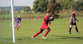 Junior Młodszy  KŁOS Gałowo - Klub Sportowy OBRA Zbąszyń  02.10.2021  (2:1) obrazek 42