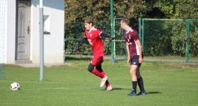 Junior Młodszy  KŁOS Gałowo - Klub Sportowy OBRA Zbąszyń  02.10.2021  (2:1) obrazek 3