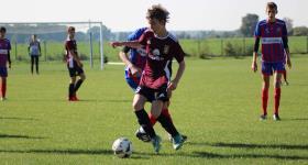 Junior Młodszy  KŁOS Gałowo - Klub Sportowy OBRA Zbąszyń  02.10.2021  (2:1) obrazek 13