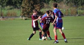 Junior Młodszy  KŁOS Gałowo - Klub Sportowy OBRA Zbąszyń  02.10.2021  (2:1) obrazek 39