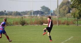 Junior Młodszy  KŁOS Gałowo - Klub Sportowy OBRA Zbąszyń  02.10.2021  (2:1) obrazek 7