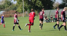 Junior Młodszy  KŁOS Gałowo - Klub Sportowy OBRA Zbąszyń  02.10.2021  (2:1) obrazek 43