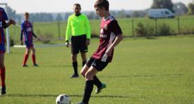 Junior Młodszy  KŁOS Gałowo - Klub Sportowy OBRA Zbąszyń  02.10.2021  (2:1) obrazek 29
