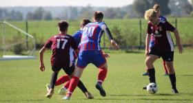 Junior Młodszy  KŁOS Gałowo - Klub Sportowy OBRA Zbąszyń  02.10.2021  (2:1) obrazek 11
