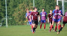 Junior Młodszy  KŁOS Gałowo - Klub Sportowy OBRA Zbąszyń  02.10.2021  (2:1) obrazek 55