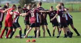 Junior Młodszy  KŁOS Gałowo - Klub Sportowy OBRA Zbąszyń  02.10.2021  (2:1) obrazek 75