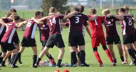 Junior Młodszy  KŁOS Gałowo - Klub Sportowy OBRA Zbąszyń  02.10.2021  (2:1) obrazek 77