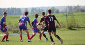 Junior Młodszy  KŁOS Gałowo - Klub Sportowy OBRA Zbąszyń  02.10.2021  (2:1) obrazek 34