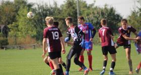 Junior Młodszy  KŁOS Gałowo - Klub Sportowy OBRA Zbąszyń  02.10.2021  (2:1) obrazek 47