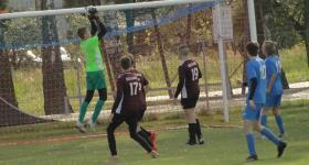 Junior Młodszy 16.10.2021 AS ORLIK KAŹMIERZ - KŁOS Gałowo (1:2) obrazek 6