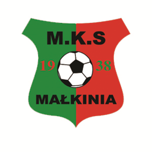 Herb klubu MKS Małkinia
