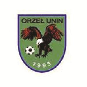 Herb klubu Orzeł Unin