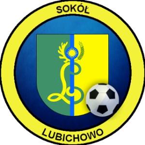 Herb klubu Sokół Lubichowo