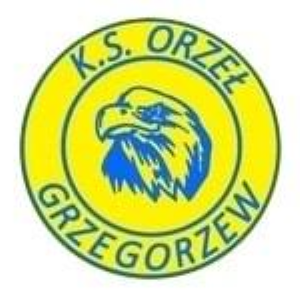 Herb klubu ORZEŁ GRZEGORZEW