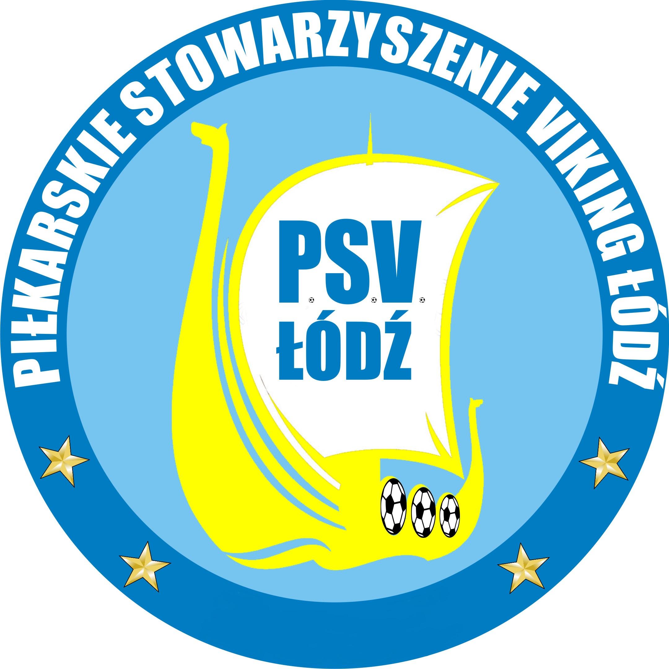 Herb klubu PSV ŁÓDŹ