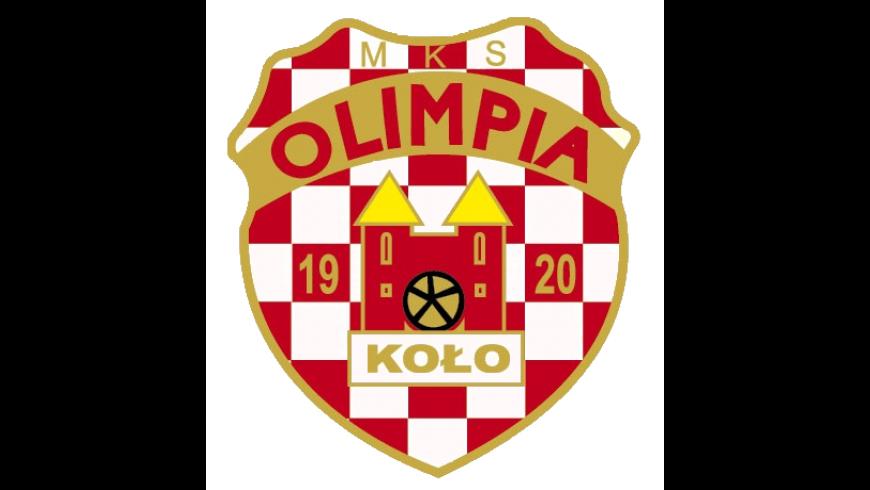 Herb klubu OLIMPIA KOŁO