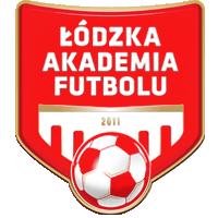 Herb klubu ŁÓDZKA AKADEMIA FUTBOLU
