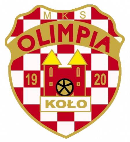 Herb klubu OLIMPIA KOŁO 2008