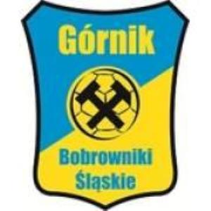 Herb klubu Górnik Bobrowniki Śląskie