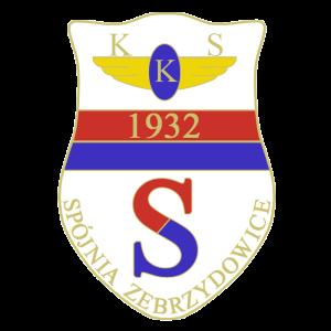 Herb klubu KKS Spójnia Zebrzydowice