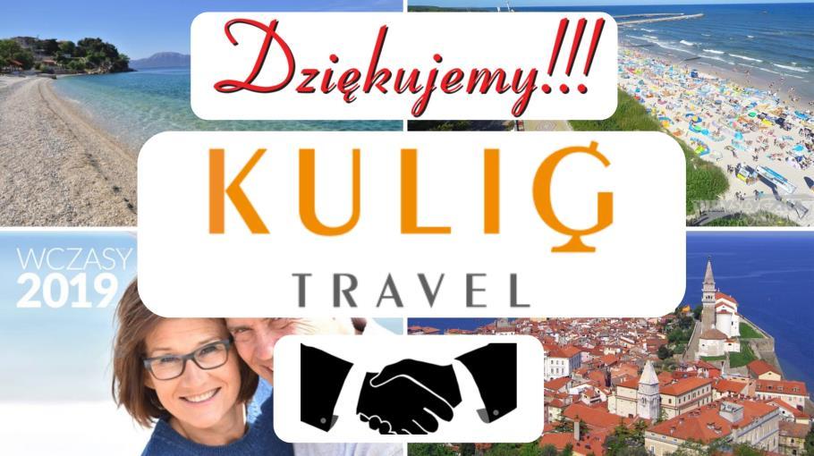 Kulig Travel na dłużej z nami