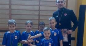 Żaki młodsze - turniej Strumień