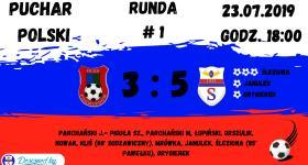 Puchar Polski runda 1
