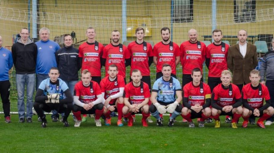 Zdjęcie grupowe drużyny Liga Okręgowa gr. 6