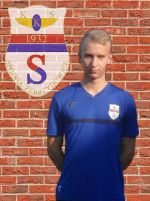Zdjęcie członka Wojciech Grygierek w klubie KKS Spójnia Zebrzydowice