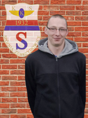Zdjęcie członka Marcin Pawełko w klubie KKS Spójnia Zebrzydowice