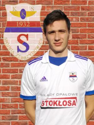 Zdjęcie członka Paweł  Smajdor w klubie KKS Spójnia Zebrzydowice