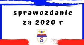 sprawozdanie za 2020 r