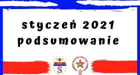 Styczeń 2021 podsumowanie