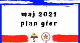 Plan gier maj 2021