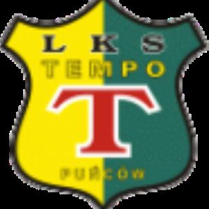 Herb klubu LKS Tempo Puńców