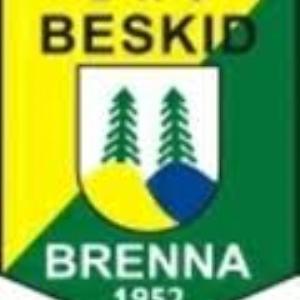 Herb klubu LKS Beskid Brenna