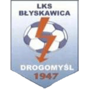 Herb klubu LKS Drogomyśl