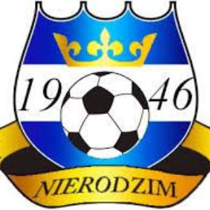 Herb klubu KS Nierodzim