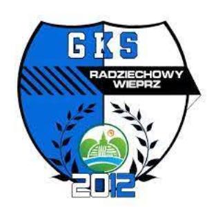 Herb klubu GKS Radziechowy