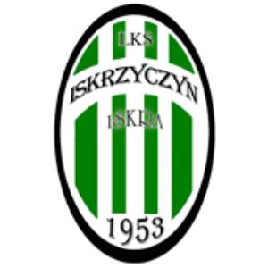 Herb klubu LKS Iskrzyczyn