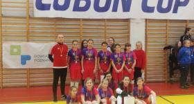 LFA Turek na podium  WLKP turnieju juniorek
