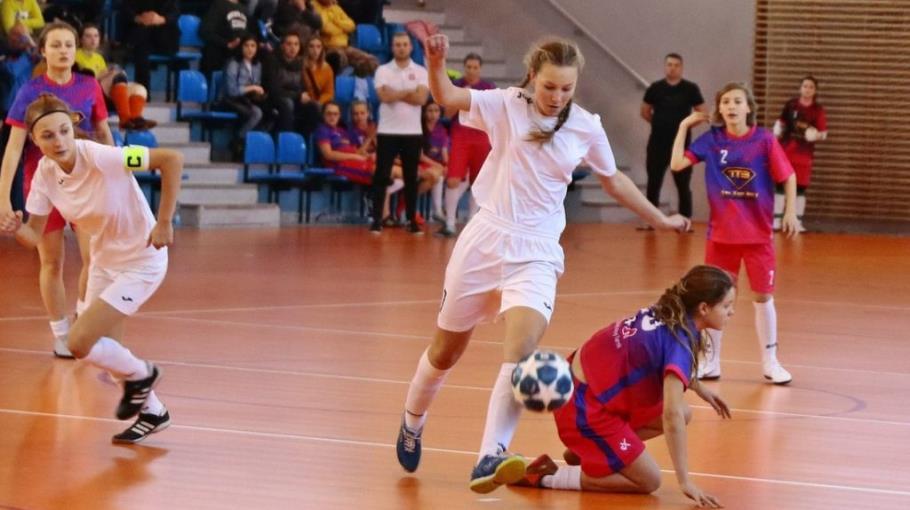 LFA IV drużyną Grodzisk Cup U16